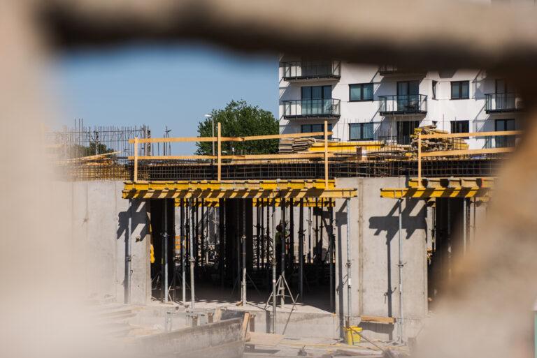 Prace budowlane   2 etap   Czerwiec 2021