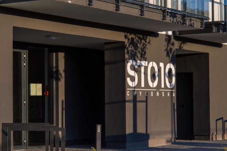 Wejście | Osiedle STO10 Chylońska w Gdyni