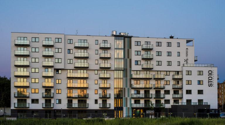 Panorama osiedla | Osiedle STO10 Chylońska w Gdyni