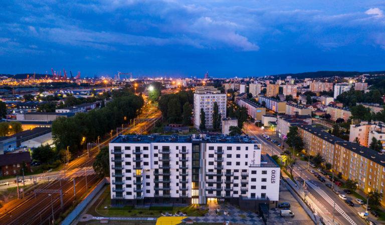 Osiedle STO10 Chylońska w Gdyni